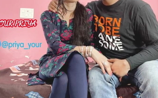 Your Priya assfuck quickie video with hot sister Pyra
