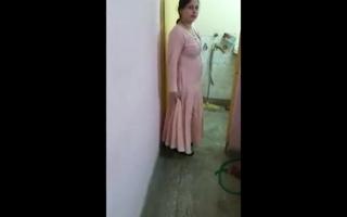 Desi Bhabhi Peeing before of her husband
