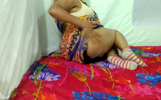 Ever Broadly Of Control XXX Cock Drag inflate By Gorgeous Busty Bhabhi