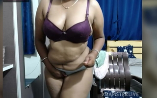 Horny Tamil fit together
