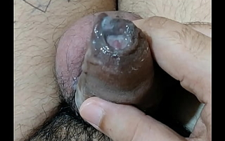 Succulent Cum: Amateur Indian sponger carrying-on in all directions making love preferred (Only be required of females)