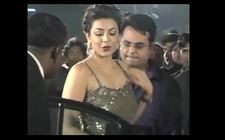 Hot Indian actresses Kajal Agarwal showing their succulent asses and ass show. Fap guy #1.