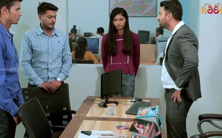 Indian office girl screwed