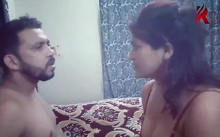Indian step mom drilled by step son