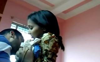 My Indian Step Sister Sucks My Cock In Parents'_ Bedroom