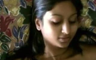 Nice Desi girl labelling seductively