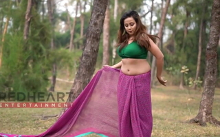 Srin Hawt Photoshoot Saree lover Saree fashion Saree Striping