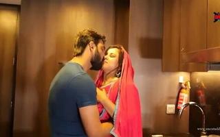 Desi Scalding Wife Sabnam Ki connubial anniversary Night Chuday