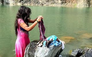 Mumbai ashu sex in water public place unchanging fucking