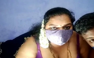 Horny Indian bbw wife gives blowjob