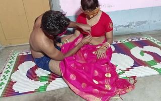 Pados Ki Nav Naveli Bhbahi Ko Patakar Ulta kar Chudayi Kiya