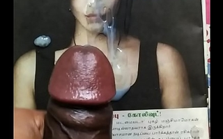 Cum tribute to sexy do the groundwork Shruthi hassan