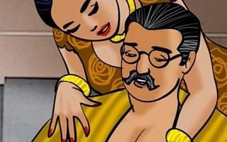 Velamma Episode 23 - Pudding For Twosome