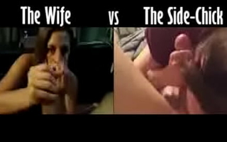 The Wed Vs The Join up Chick