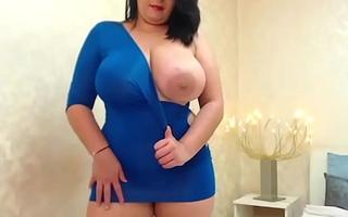 Hot Huge Boobs Chubby Mummy Chaff Schlongs