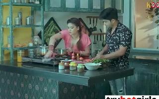 Indian Hot Sexy Bhabhi plus Devar Romance