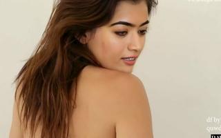 Rashmika Mandanna Romantic Sex (DF)