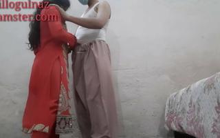 Indian desi bhabhi has anal lovemaking