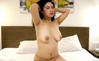 The Indonesian Model Said She Really Wanted Around Try Big black cock