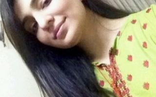 Paki girl Sundus Mughees, teacher of UCP going to bed there BF