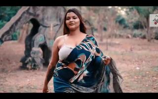 Sudisha Blue Print Saree