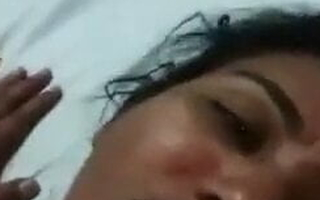 Indian bhabhi has a painful fuck