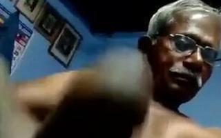 Indian grandmother – gay video