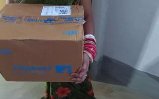 Flipkart Delivery Old egg Se Saman Ke Pese Ke Badle Chut Chudaya