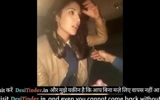 Desi Indian Hot Gf Sucking Cock In Car