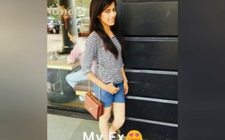 Desi Indian girlfriend drilled in car parking-lot – mms