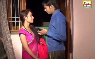 Hawt Bhabhi with the addition of Dewar have Romance In Kitchen While Husband Is Not Home