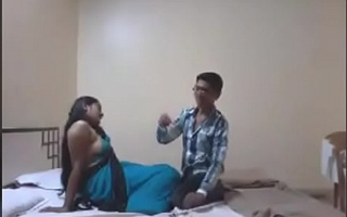 Indian Desi Girlfriend Be aware Sex with Her Boyfriend in B & B