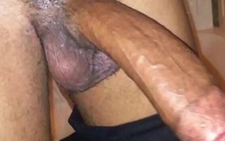 Indian Swinger Wife devoted Big Black Cock