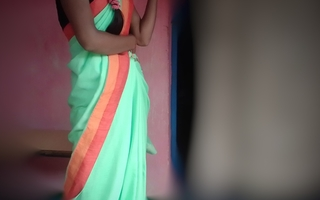 Patel Queen – Down in the mouth Saree Nude video