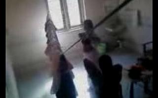 sita &amp_ laxmi changing room capture