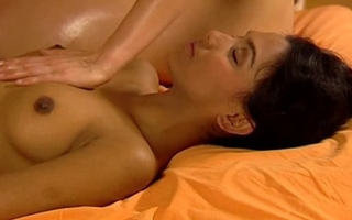 Erotic Touch Girls Massage