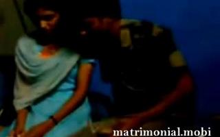 Desi girl romance around boyfriend