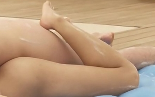 Nuru Slide Erotic Massage