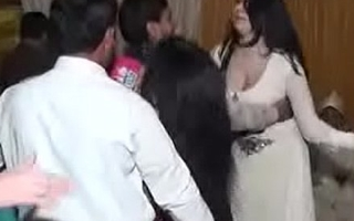 Exotic Sxy N Hot Dacne In Wedding Party