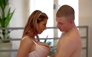 Babes - Mirror Mirror  starring  Katerina and David clip