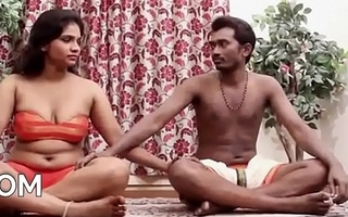Indian Couple'_s Gross Yoga Hot Making exalt Video [HD] - PORNMELA.COM