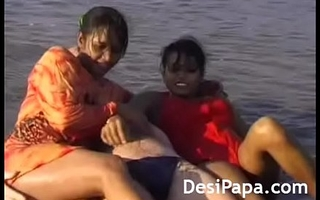 Indian Call Girls Beach Party Making love Sucking Fucking Multiple Cocks
