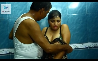 Hot Indian Bhabhi Romance up Plumber