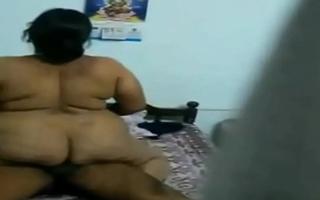Indian Powered desi cheating tamil bhabhi Be back charge residence join back matrimony fucking husband friend