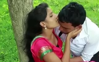 desi bhabhi sex round young man anent park