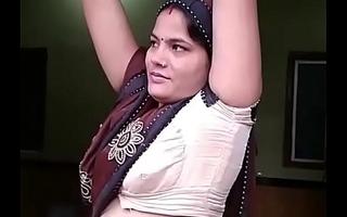INDIAN Artless NAVEL BELLY DANCE 137