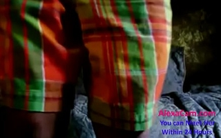 sweltering Indian desi cute teen gets ready be favourable relative to action part (1)