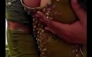 Sexy Desi Indian Babe shorn herself, stirring staying power not hear for nude Boobs of lover surpassing Webcam