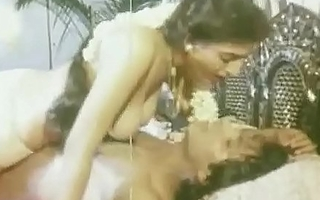 Mallu aunty first night riding,Any one knows this clip movie name free  Or attach full clip link at comments unrelieved