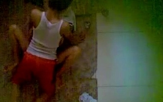 Indian Indonesia Hot little Couple sex requital at nook - Wowmoyback